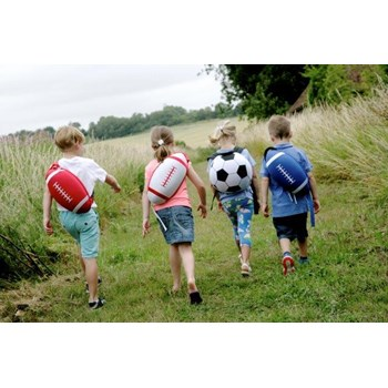 Sportpax Rugby Backpack - Super cool backpacks for sports mad kids!