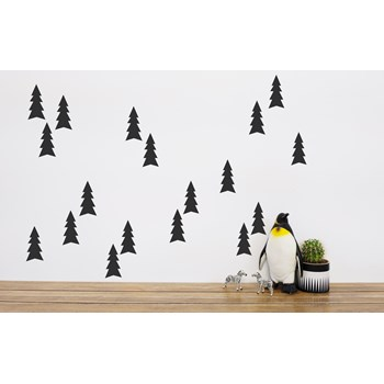 Tree Wall Stickers (22 colours available)