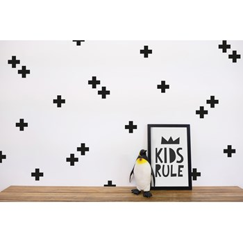Cross Wall Decals - 22 Colours available