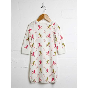 Bird Print Sleepgown