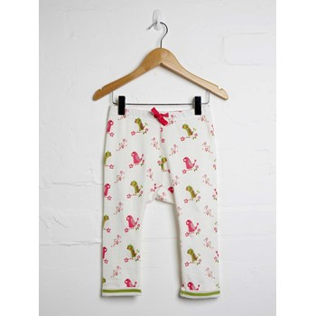 Bird Print Leggings