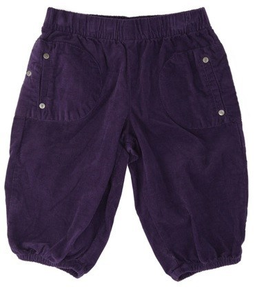 Katvig Baggy Pants Dark Plum