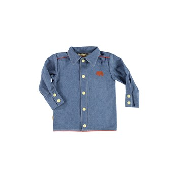 Albakid Denim Shirt