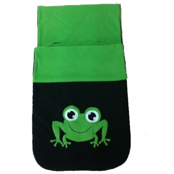 BUGGY SNUGGLE UNIVERSAL FOOTMUFF /COSY TOES FROG