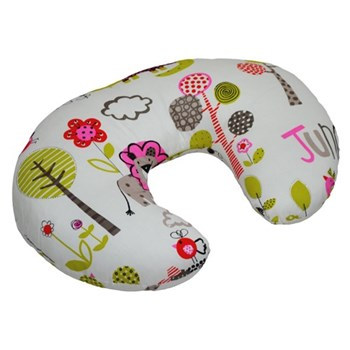 Breast Feeding AND Maternity Nursing Pillow Jungle design