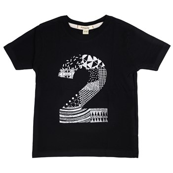 Two to Tango - Doodle by Numbers 2 T-Shirt (Black or White available)