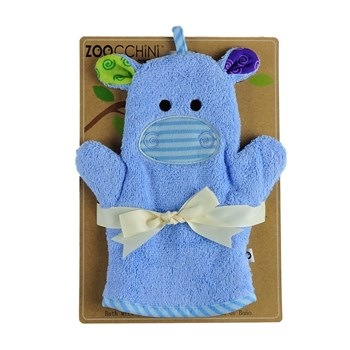 Henry the Hippo bath mitt