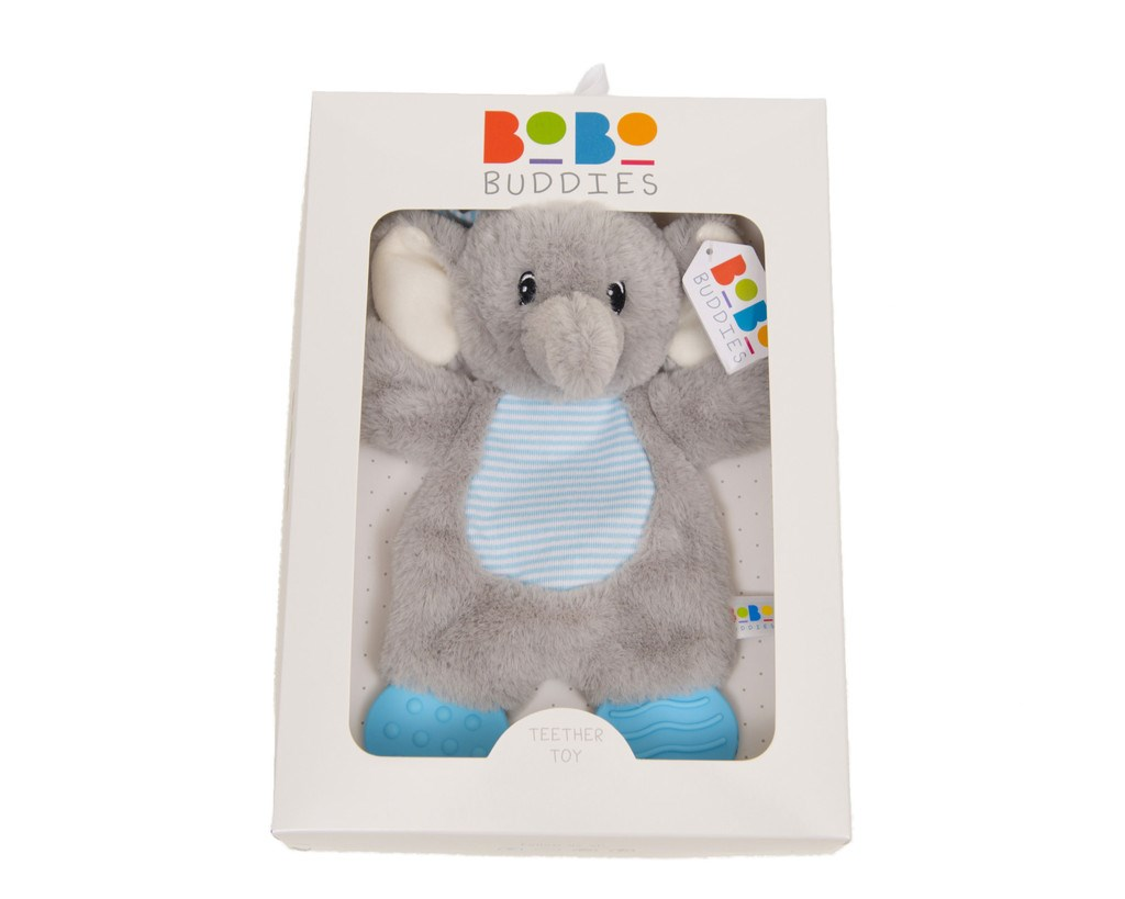 Edgar elephant teether