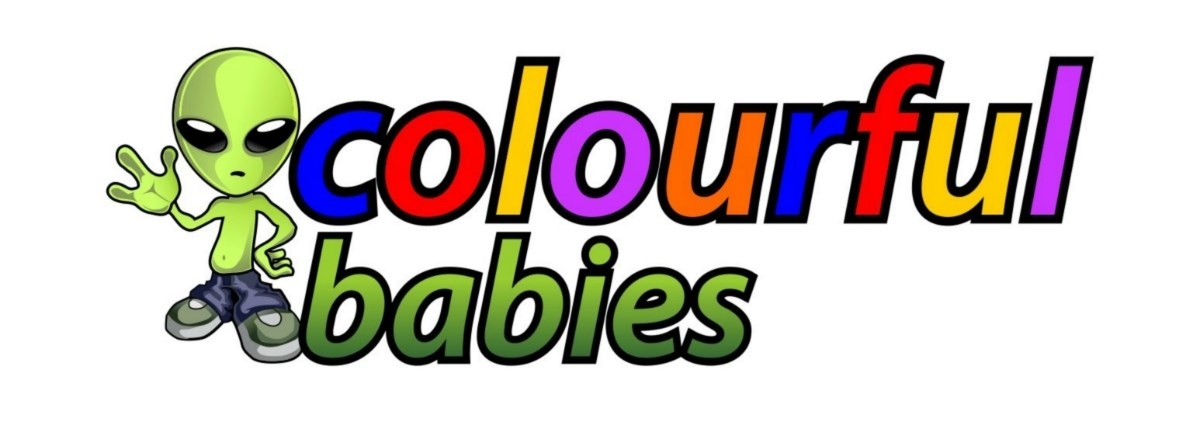 Colourful Babies