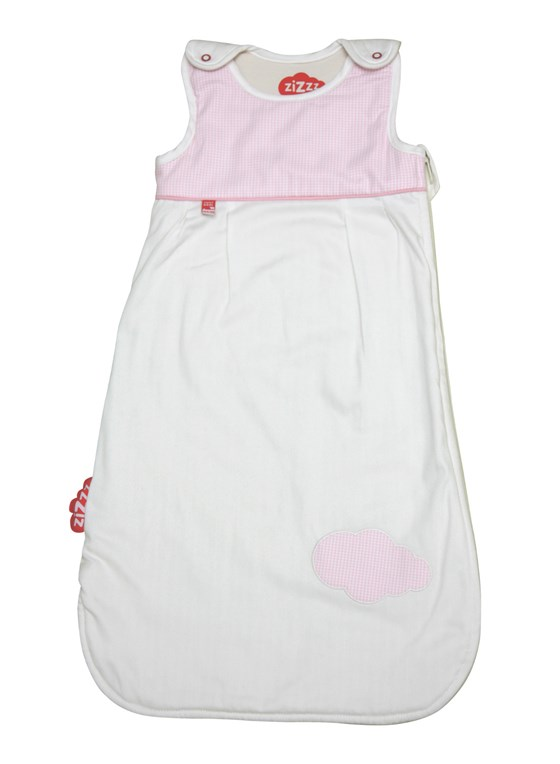 Baby sleeping bag Vichy Pink 0-6 Months (70cm)