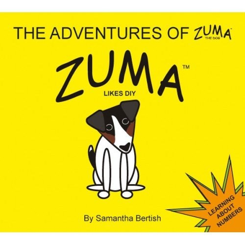The Adventures of Zuma the Dog: Zuma like DIY
