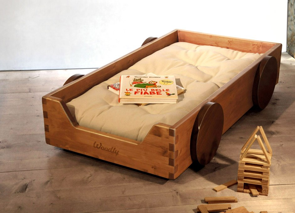 Montessori floor bed (large)