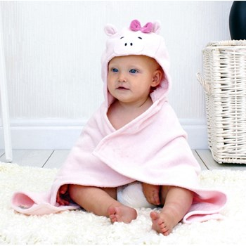 Piggy Baby Towel