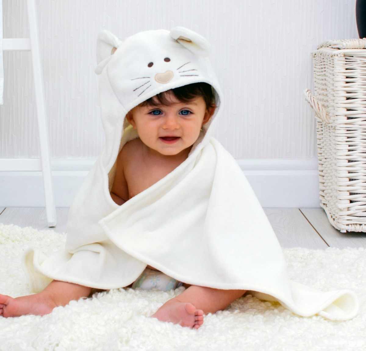 Mouse Baby Towel