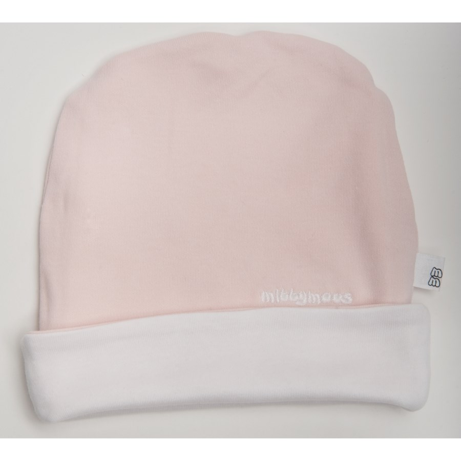 Pink Hat - Embroidered