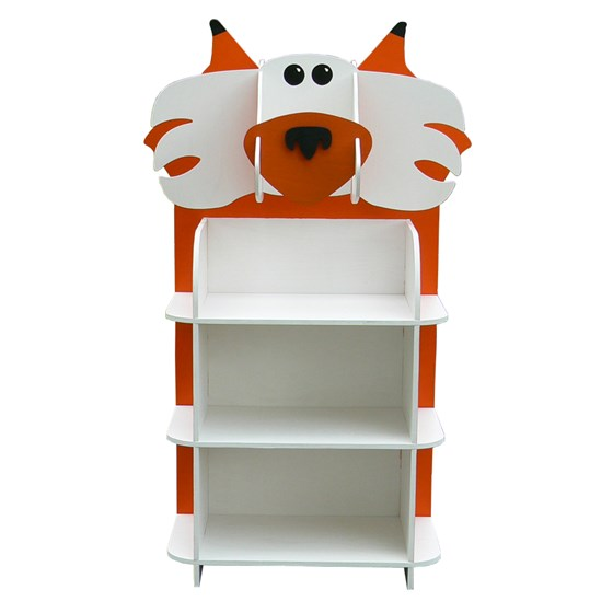fox bookcase
