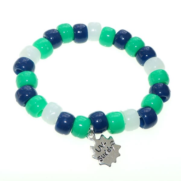 Deep Sea UV Awareness Bracelet