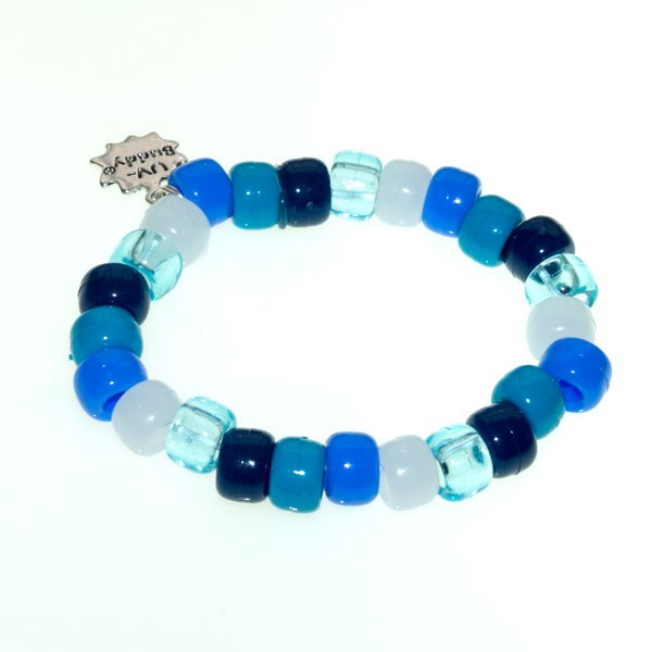 Blueberry Pie UV Awareness Bracelet