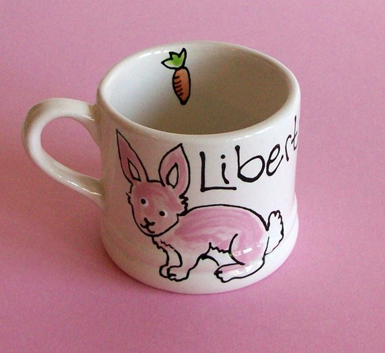 Personalised Ceramic Children's Mug
