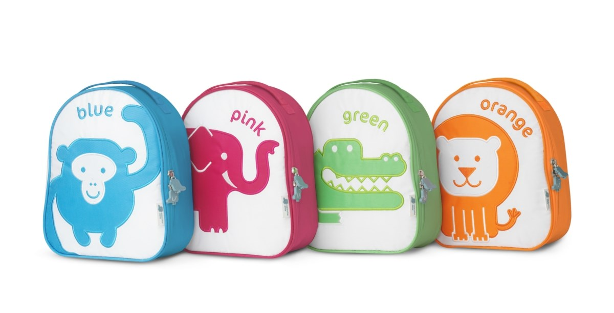 Colourful Animal Lunch Bag