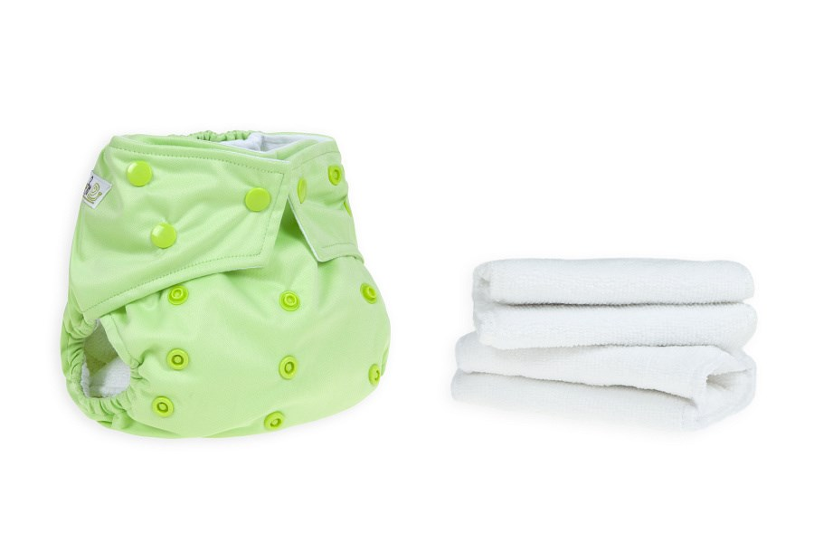 Apple Tree Reusable Cloth Nappy