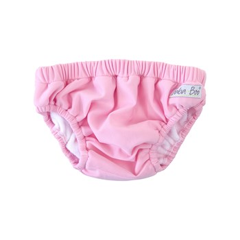 Pink Reusable Swimming Nappy