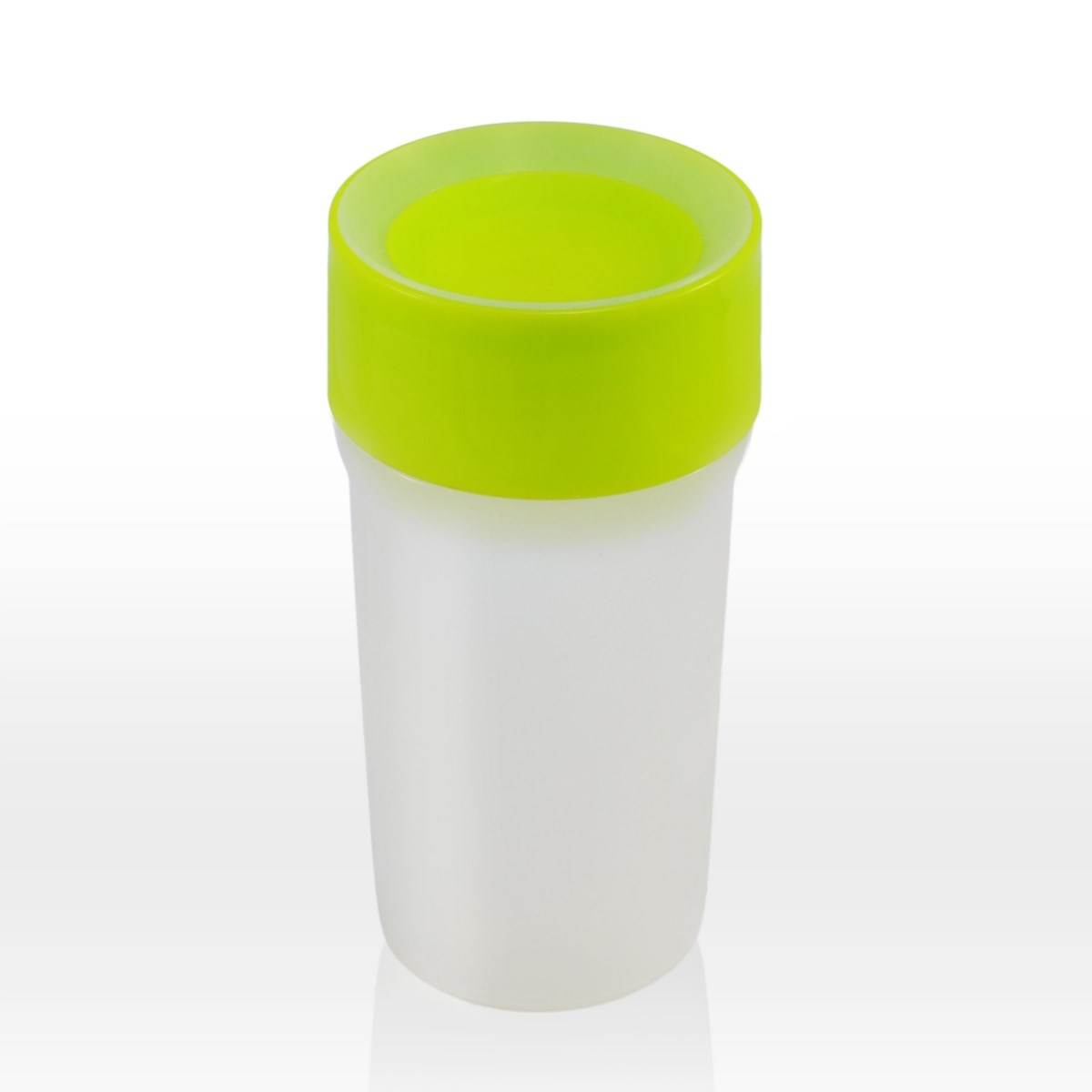 litecup - sippy cup & nightlight, neon green