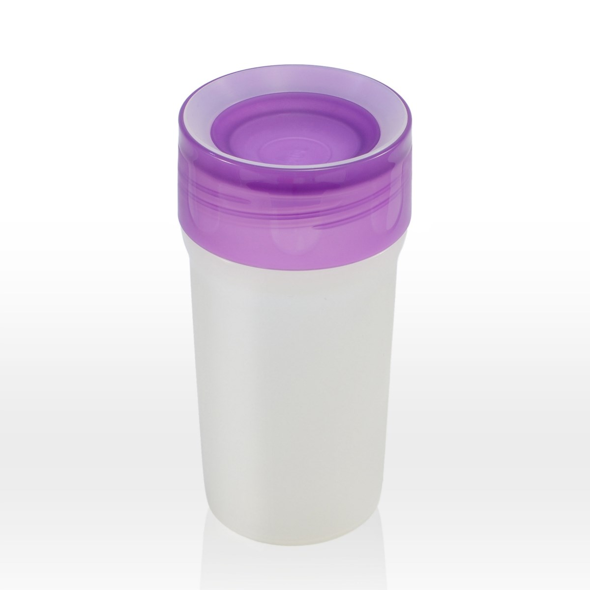 litecup - sippy cup & nightlight, the colour purple