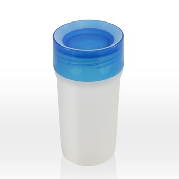 litecup - sippy cup & nightlight, uber blue