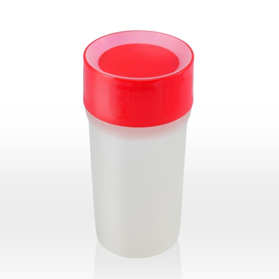 litecup - sippy cup & nightlight, royal red